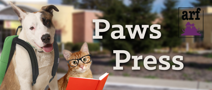 Sept 2017 Paws Press